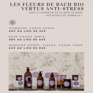 Offfres Fleurs de Bach