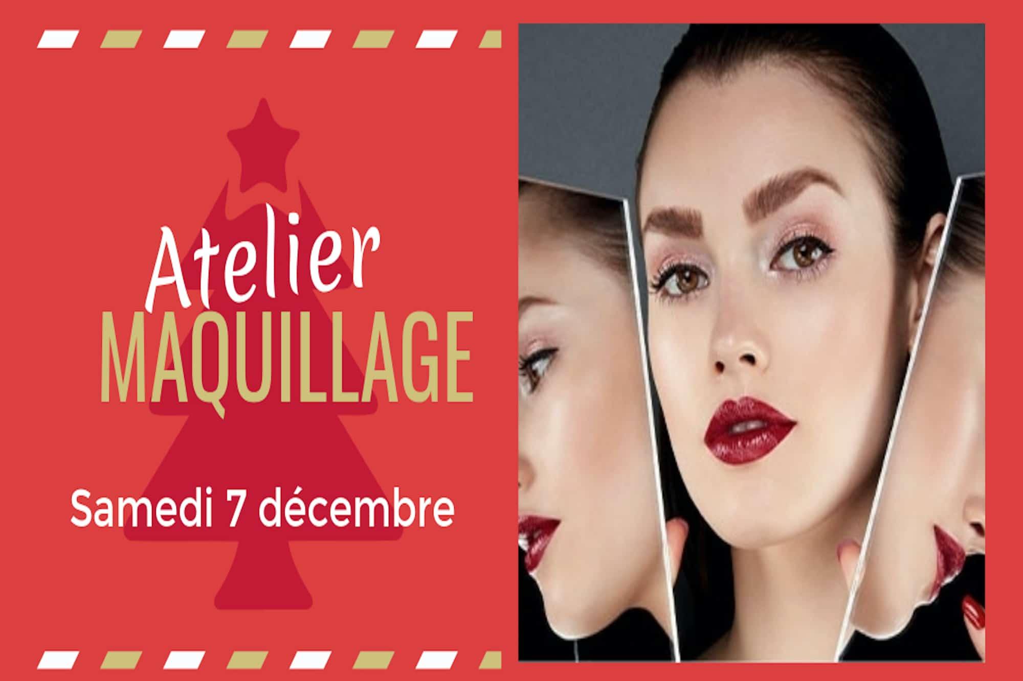 Atelier Maquillage Noel Rituels Gabrielle