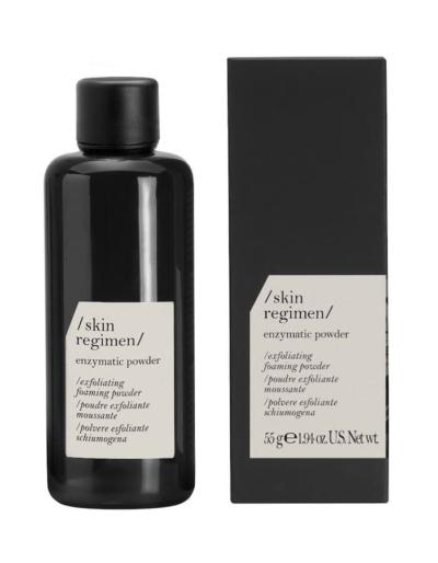 Enzymatic Powder Skin Regimen