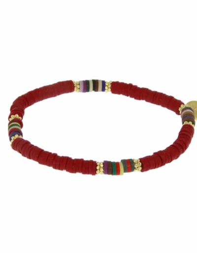 Bracelet BONDI rouge