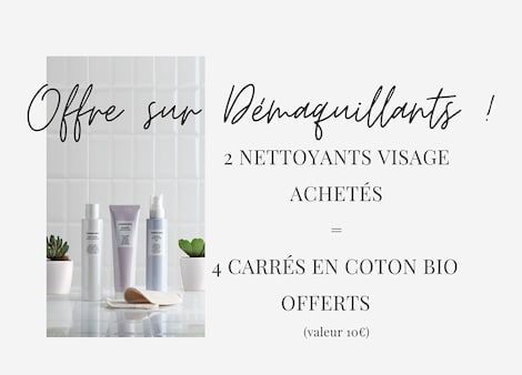 Promotion Démaquillants