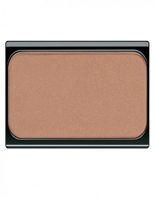 Blusher Deep Brown Orange