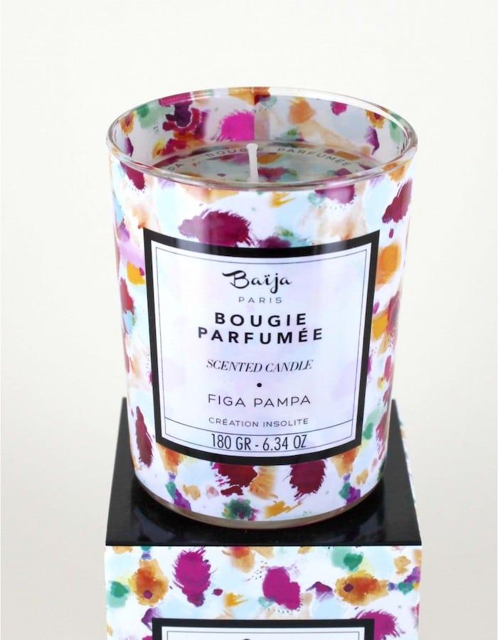 Bougie Parfumée Baija Figa Pampa
